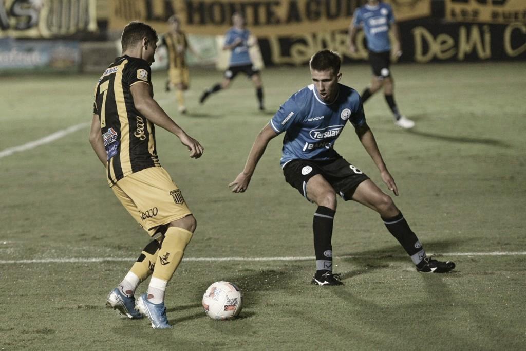 Belgrano perdió la punta ante Mitre de Santiago