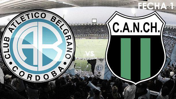 Belgrano - Nueva Chicago: por un buen arranque