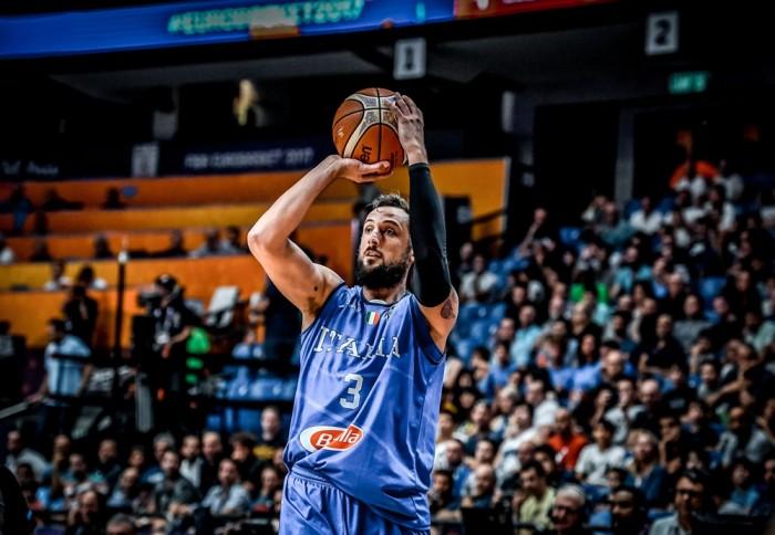 Eurobasket 2017 - Gli azzurri sono un bulldozer dall'arco: Ucraina al tappeto (66-78)