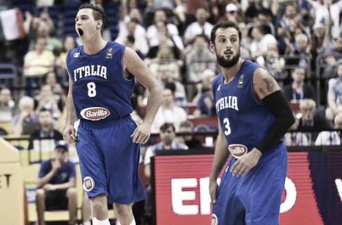 Basket, Trentino Cup: Italia a passeggio contro la Repubbica Ceca
