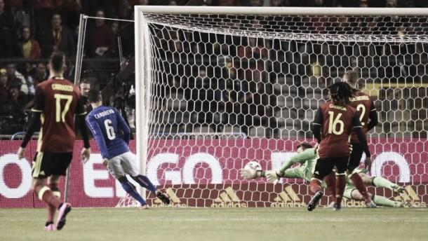 Italia double-face in amichevole: 3-1 Belgio nella notte dedicata all'Heysel