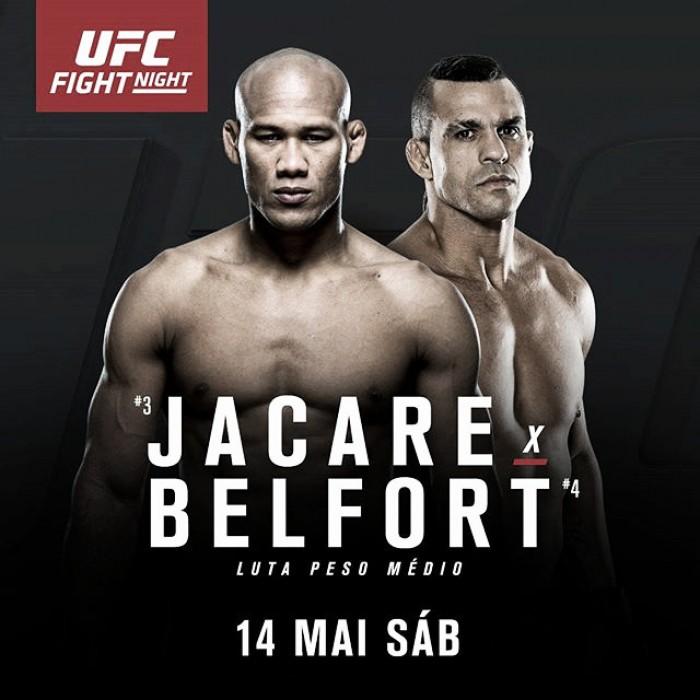 Jacaré - Belfort: O que os atletas precisam para chegar a uma disputa de cinturão