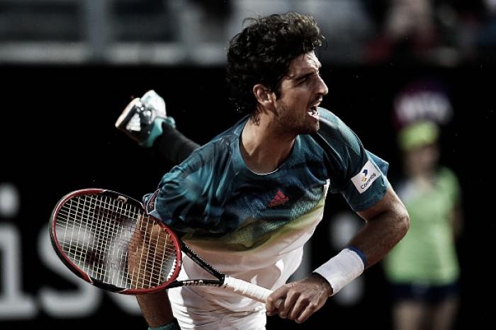 Bellucci, o brasileiro mais bem ranqueado em Roland Garros