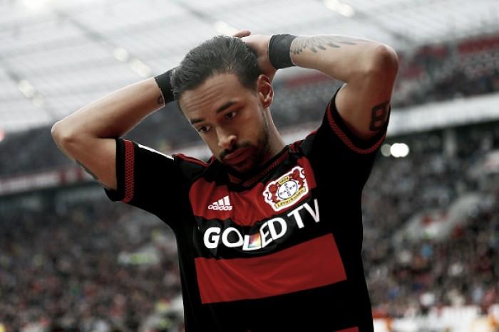 Bellarabi sofre lesão no tendão e deve desfalcar Bayer Leverkusen até o fim do ano