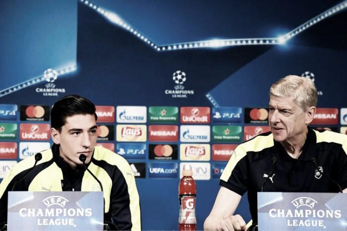 Wenger advierte al Barcelona que el futuro de Bellerín está en Londres