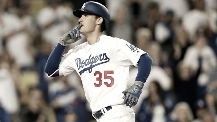 ¡Dodgers empató la serie!