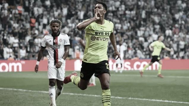 Borussia Dortmund estreia com vitória fora de casa sobre o Besiktas na Champions