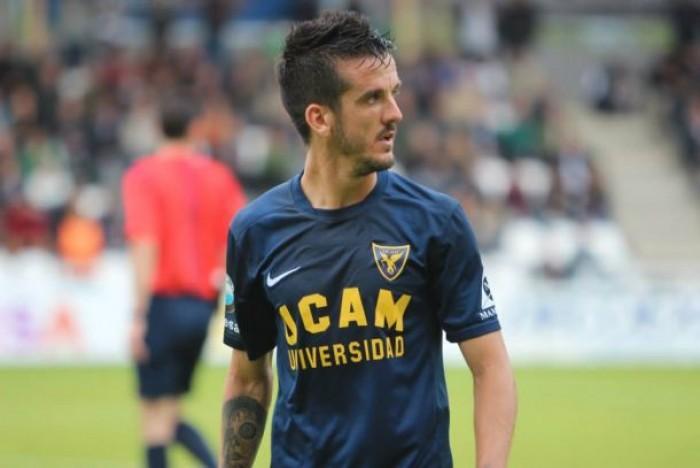 El UCAM Murcia CF da salida a otros tres jugadores