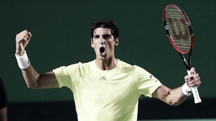 Copa Davis: Thomaz Bellucci bate Gomez em quatro sets e classifica o Brasil para os play-offs