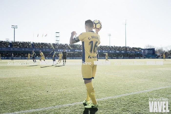 """Carlos Bellvís: """"Podemos ganar a cualquier equipo"""""""
