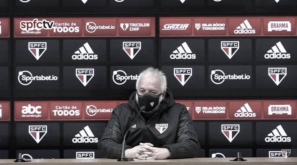 Após clássico polêmico, diretor do São Paulo afirma que clube irá acionar CBF