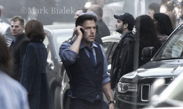 'Batman v Superman': nuevos rumores y fotos de rodaje