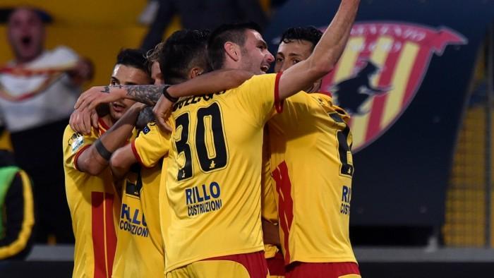 Benevento - Bologna, le formazioni ufficiali