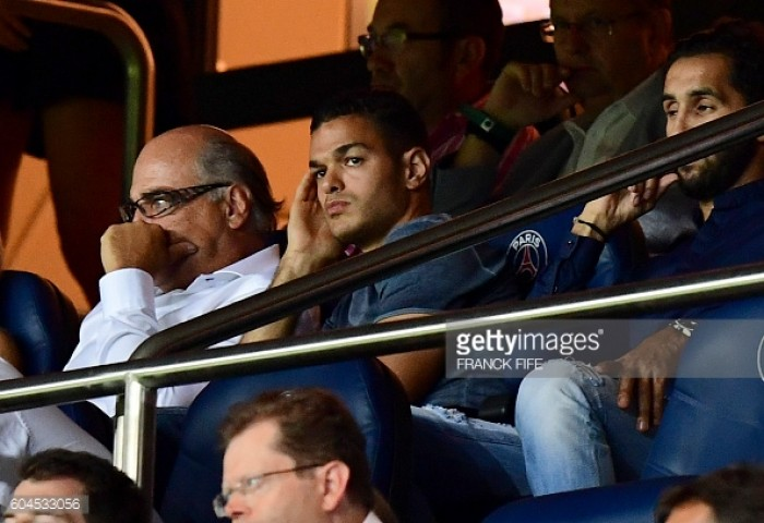 Southampton linked with out of favour Hatem Ben Arfa