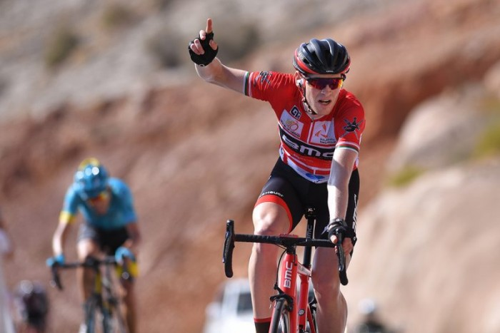 Hermans, Roglic et Valverde vainqueurs de la semaine