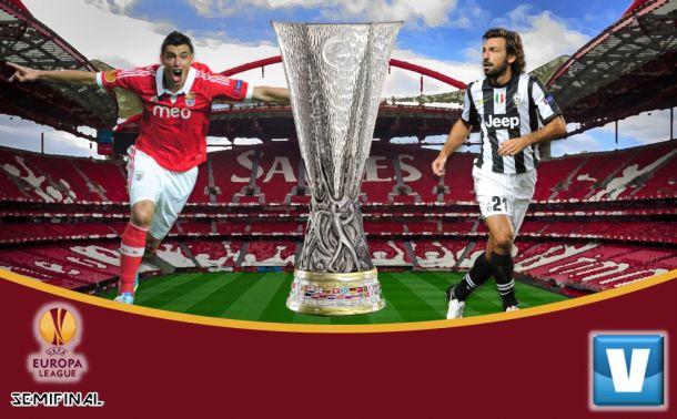 Benfica - Juventus: dos gigantes europeos con sed de gloria
