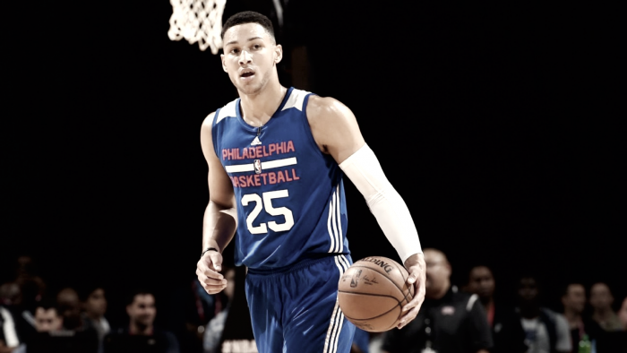 NBA - Ben Simmons è guarito, ma non disputerà la Summer League