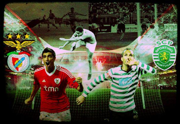 Benfica x Sporting: curiosidades do «derby» lisboeta