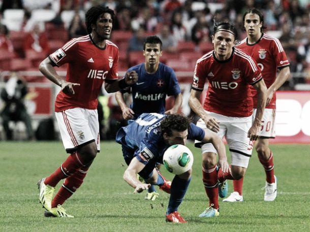 Benfica x Belenenses: quatorze anos de seca belenense na Luz