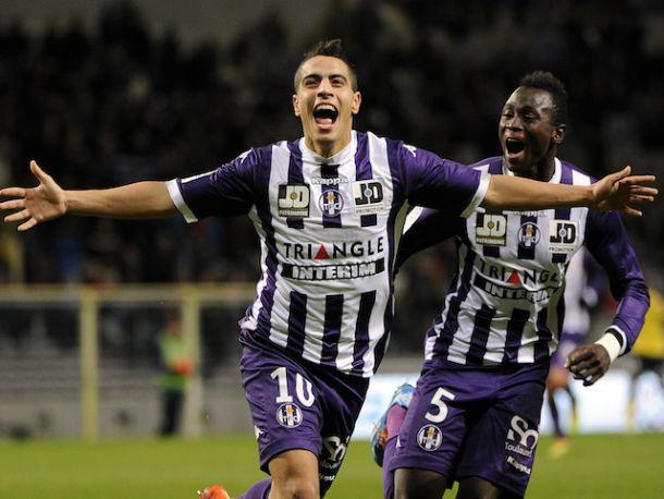 Espectáculo y goles en Toulouse