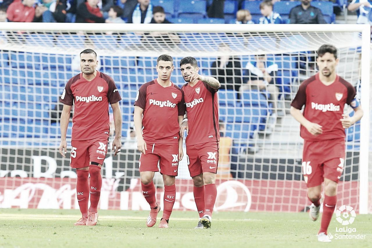 Ben Yedder liquida a un Espanyol que mereció más