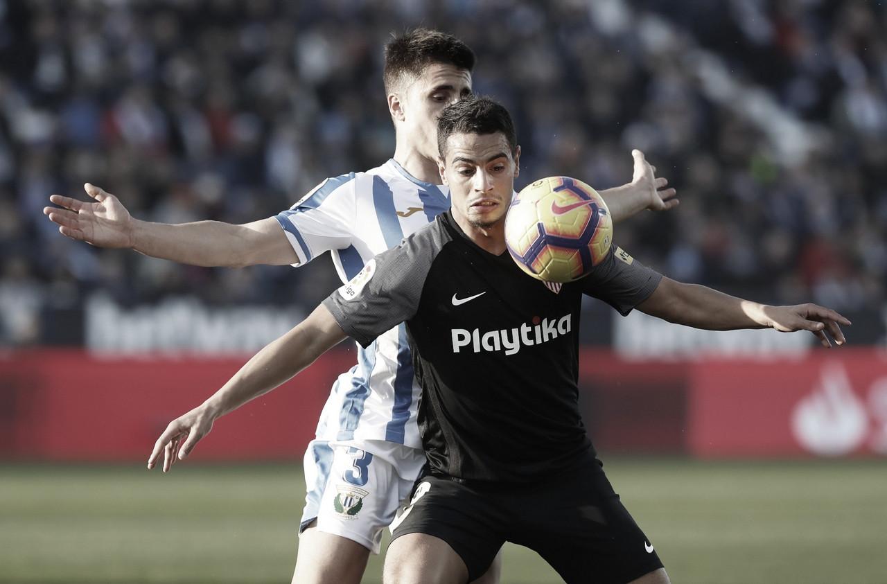 Previa Sevilla FC vs CD Leganés: A por los puestos de Champions