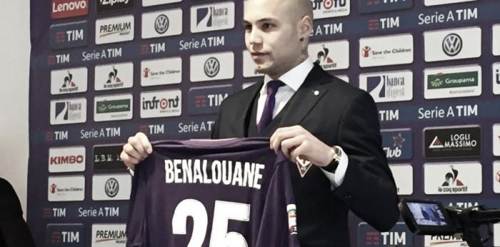 """Benalouane si presenta: """"Devo dimostrare di meritare il riscatto della Fiorentina"""""""