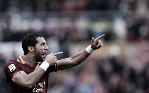 "Benatia courted by ""big clubs"" according to agent"