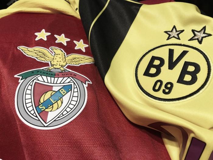 Champions League, il Benfica riceve il Borussia Dortmund al Da Luz