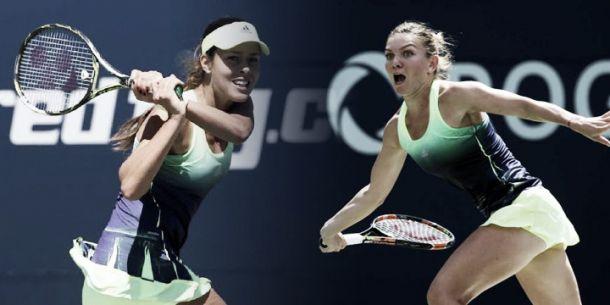 WTA Toronto: Bencic e Halep si giocano il titolo