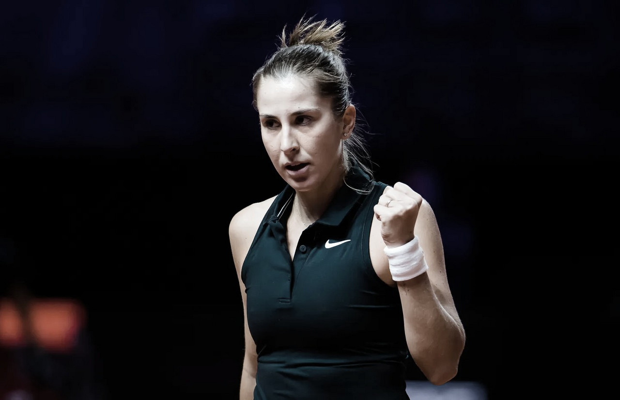 Bencic e Sakkari estreiam com vitórias tranquilas no WTA 500 de Stuttgart