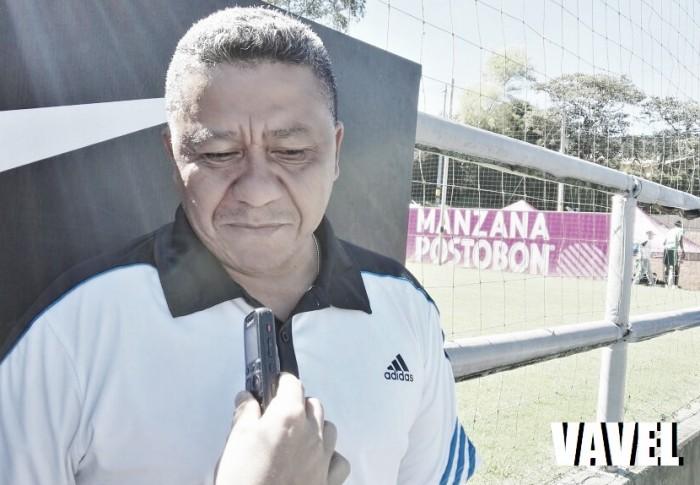 """Luis Alfonso Fajardo: """"Estos momentos previos son fundamentales, abrazar al compañero, motivarse, estar alegres"""""""
