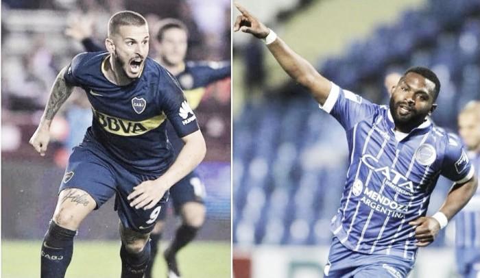 Cara a cara: 'Pipa' Benedetto vs 'Morro' García