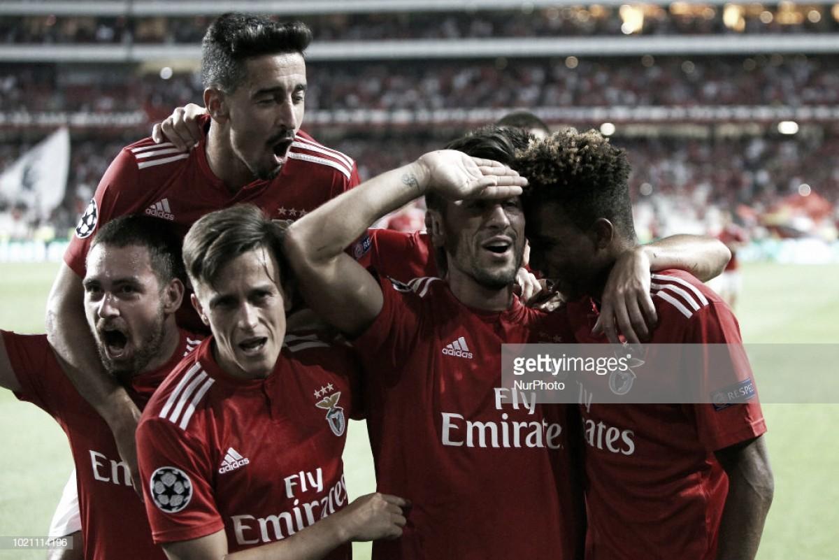 Benfica junta-se à elite da Europa