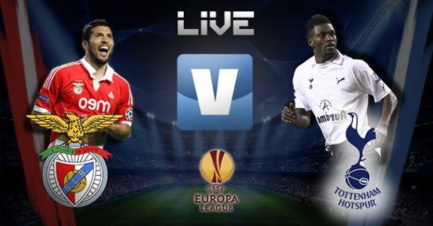 Benfica x Tottenham