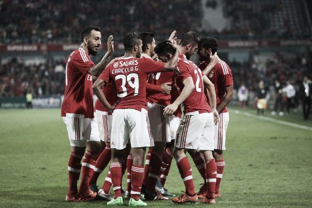Taça: Benfica bate Vianense e despertador Jardel acorda águia adormecida