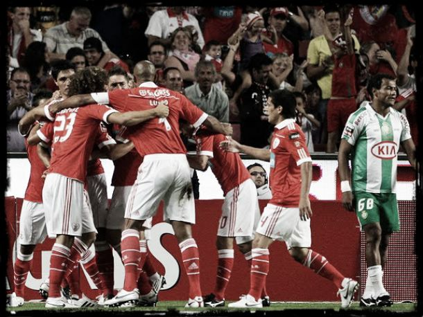 Vitória contra Benfica: um duelo propenso a goleadas vermelhas