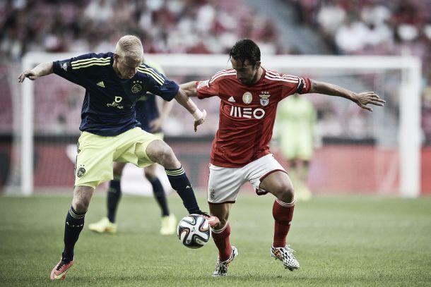 Benfica e Ajax, gémeos que se reencontraram