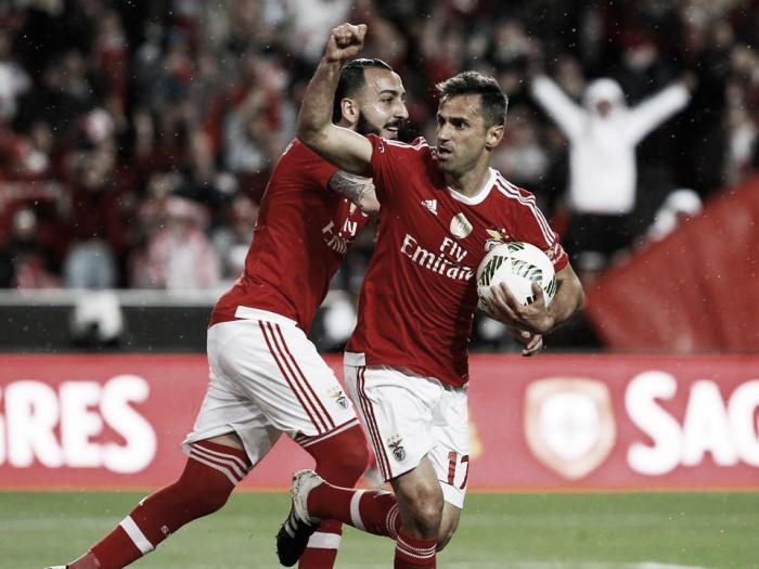 Prova de fogo nos Arcos: Benfica pressionado mede forças com Rio Ave europeu