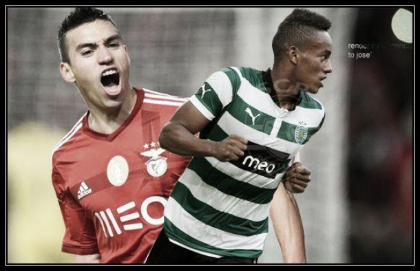 Benfica e Sporting sustêem: Gaitán e Carrillo resistem aos milhões
