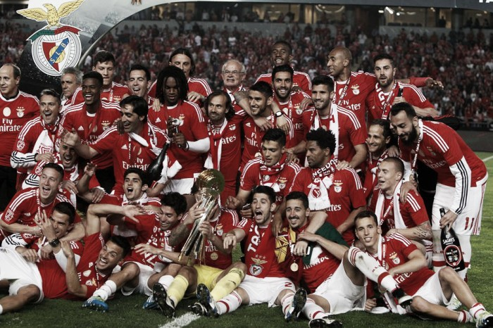 Festa na Taça CTT: Benfica fecha época com goleada sobre o Marítimo
