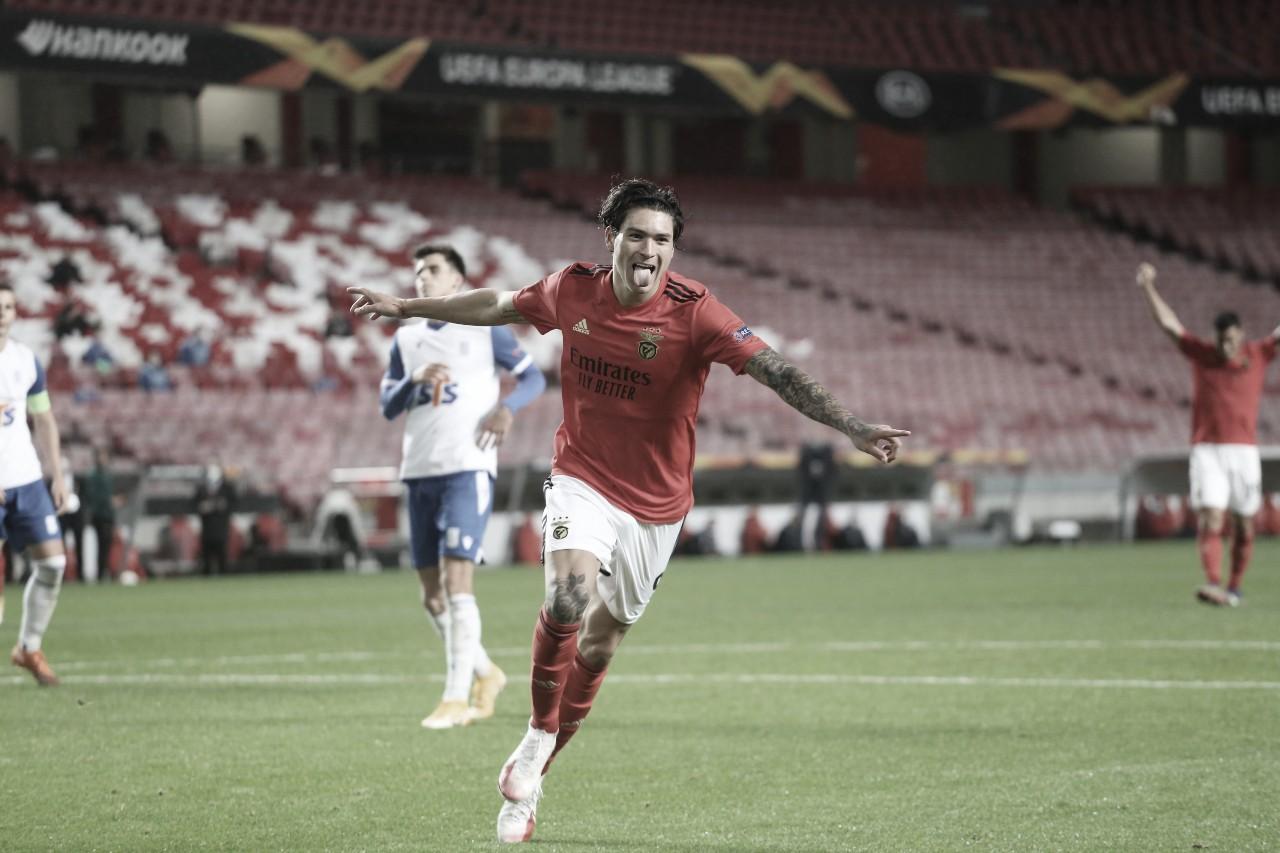 <b>Foto: Divulgação/SL Benfica</b>