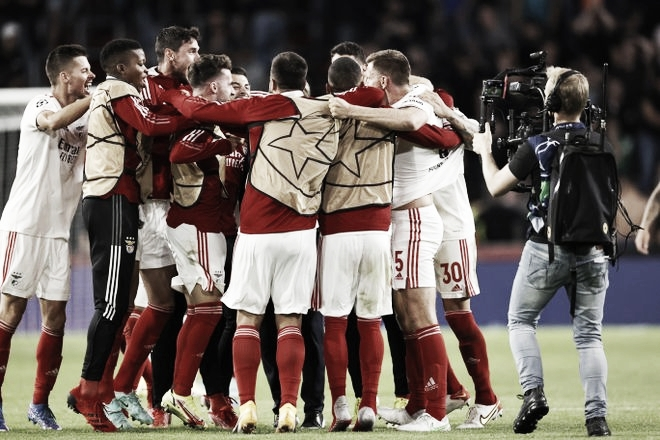 Goals and Highlights: Benfica 2-1 Tondela in Primeira Liga