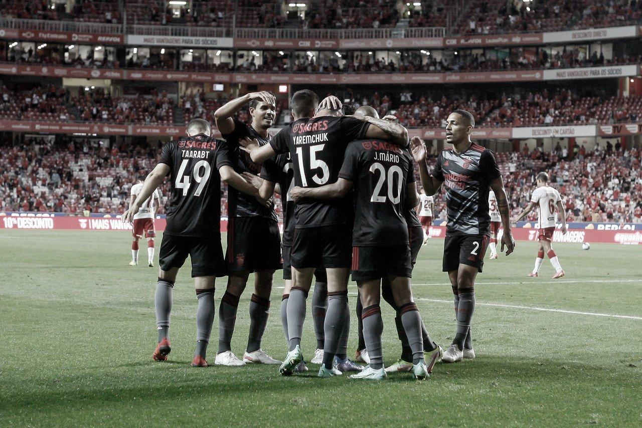 Benfica repete resultado do jogo de ida, elimina Spartak e avança na Champions League
