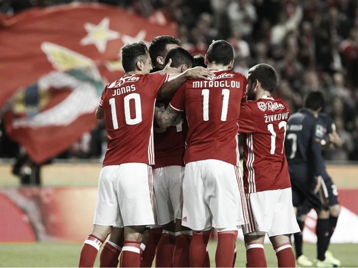 Previa: SL Benfica - Vitória Guimaraes, las águilas por el título