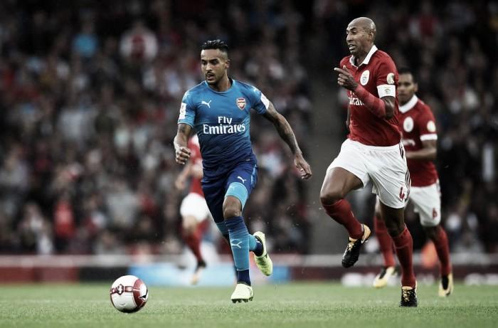 Con presencia argentina, Benfica fue goleado por el Arsenal