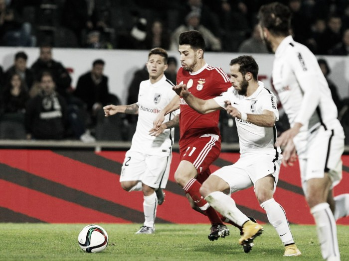 Benfica x V. Guimarães: Fim-de-semana prolongado e à minhota