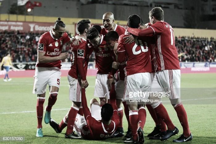 Estoril x Benfica : Segurança na Linha do sucesso