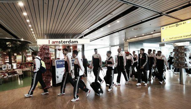 Benfica procura prestígio na Holanda