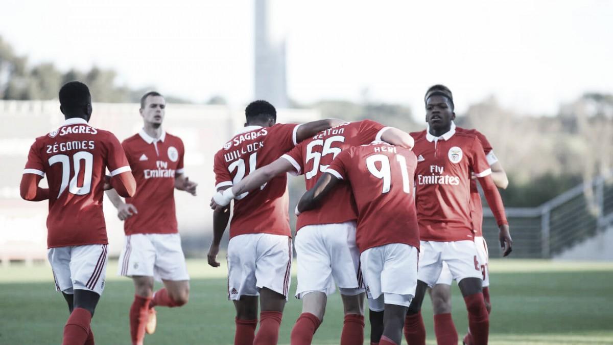 Benfica B: Uma equipa capaz do melhor e do pior